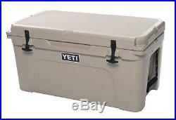 Yeti Tundra 65 qt Hard Sided Cooler DESERT TAN YT65T NEW